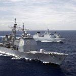 NATO warship group enters Black Sea as Ukraine crisis continues