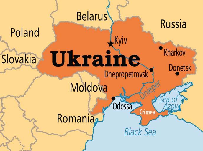 Genesis of Ukraine and Ukrainians: Maidan as a dividing