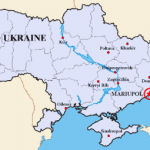 City of Mariupol, eastern Ukraine, cuts central hot water supply for six months due to financial crisis