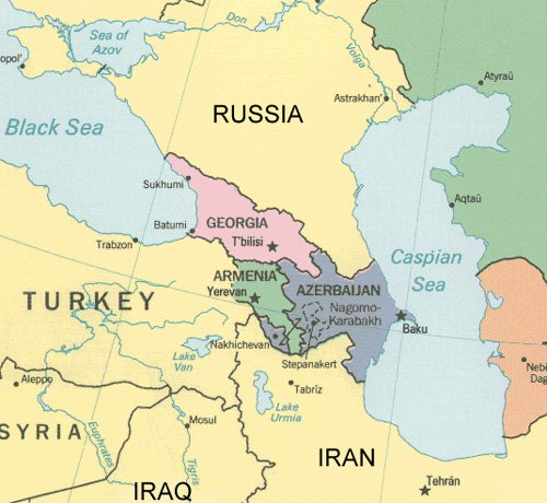 Map Of Turkey And Russia Russian Turkish economic links offer escalation options   New Cold