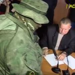 Ukraine, when the Right Sector runs the courtroom