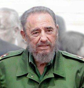 Cuban leader Fidel Castro in 2003 (photo by Antonio Milena – ABr)