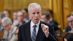 Canada's minister of foreign affairs, Stéphane Dion (Adrian Wyld, Canadian Press)