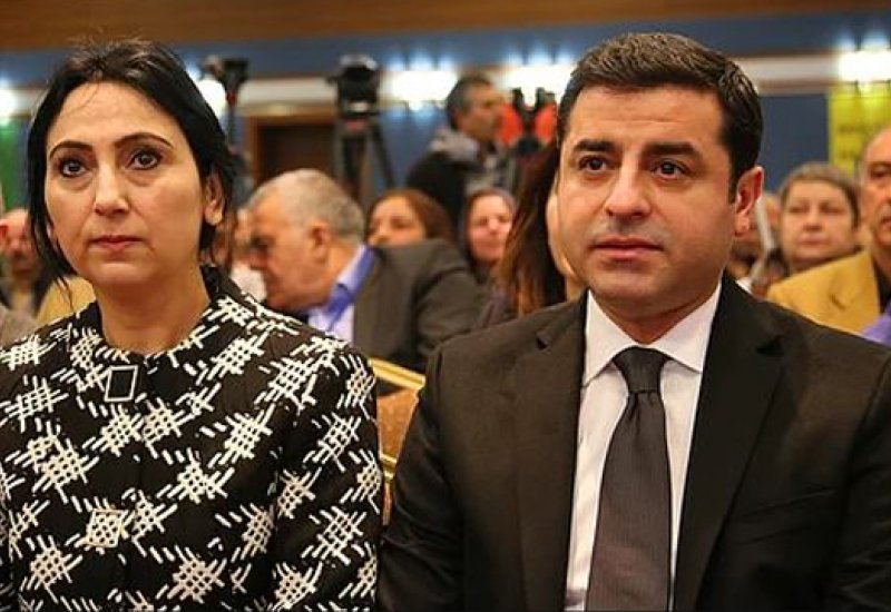 Image result for HDP Co-chair Figen Yüksekdağ