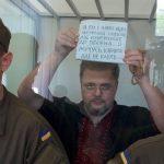 Ruslan Kotsaba's antiwar voice in Ukraine: 'I urge you not to remain silent'