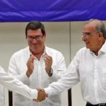 FARC and Colombian government announce final peace accord
