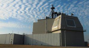 Military base at Deveselu, Romania (photo by Lockheed Martin)