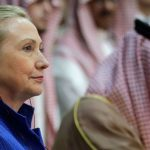 Why did the Saudi regime and other Gulf tyrannies donate millions to the Clinton Foundation?