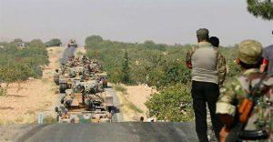 Turkey intervention in northern Syria on Aug 24, 2016 (Anadolu Agency)
