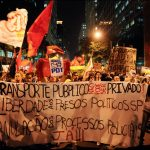 Brazil: A blow from above after a collapse from below