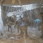Air strike on mosque in Daquq, Iraq kills at least 15 funeral mourners, Russia identifies jets of U.S.-led forces
