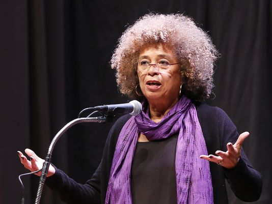 an analysis of a true civil rights activist angela yvonne davis March is women's history month -- angela davis  —angela davis the civil rights movement was beginning to touch birmingham at the time davis entered.