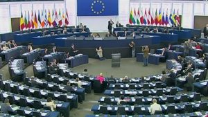 European Union Parliament majority voted on Nov 22, 2016 to step up its media propaganda war against Russia
