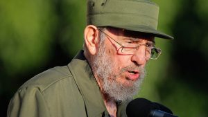 Fidel Castro, 1926-2016 (photo by Reuters)
