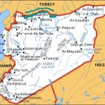 Reports on Turkey's ambitions and attacks against Kurds in northern Syria