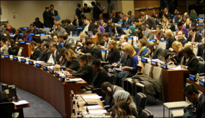 UN's First Committee votes on Oct 27, 2016 in favour of nuclear disarmament