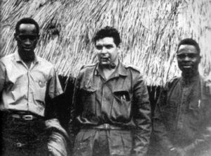 Che Guevara in The Congo in 1965