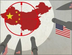 China in U.S. crosshairs (image from the website of John Pilger)