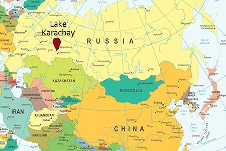 Map showing Lake Karachay, Russia - New Cold War: News and ... on map of russia color, map of russia elevation, map of russia details, map of russia map, map of russia scale, map of russia topography, map of russia climate, map of russia country, map of russia industry, map of russia transportation, map of russia religion, geography location, map of russia resources, map of russia activity,