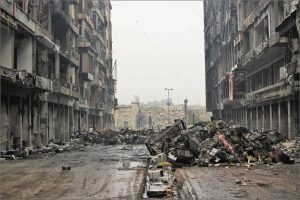 The tragedy of the regime-change war in Aleppo (photo by Vanessa Beeley)