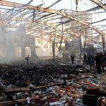 Happy anniversary to America's shameful travesty of a war in Yemen