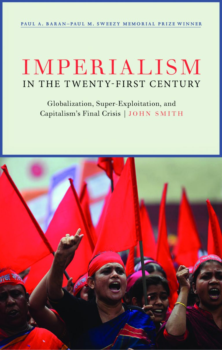 an analysis of capitalism based upon the ideas of the economist john smith John smith, imperialism in the twenty-first century: globalization, super-exploitation, and capitalism's final crisis (monthly review press 2016), 384pp.