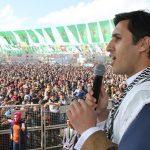 Kamuran Yuksek, charismatic Kurdish leader in Turkey, convicted in absentia to eight years in prison
