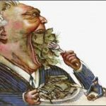 The feuding kleptocrats in the USA