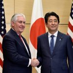 On Asia tour, U.S. Secretary of State Tillerson says 'circumstances could evolve' for a Japanese nuclear arsenal
