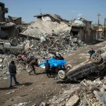 Four killed in London, 230 killed by U.S. airstrike in Mosul