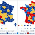 France presidential election result, April 23 2017