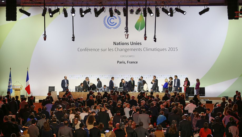 Failed 2015 Paris Climate Agreement Further Weakened By Us Pullout