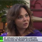 Russian lawyer Veselnitskaya says Magnitsky Act lobbyist Browder behind Trump Jr. scandal