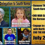 Member of U.S. peace delegation denied entry to South Korea