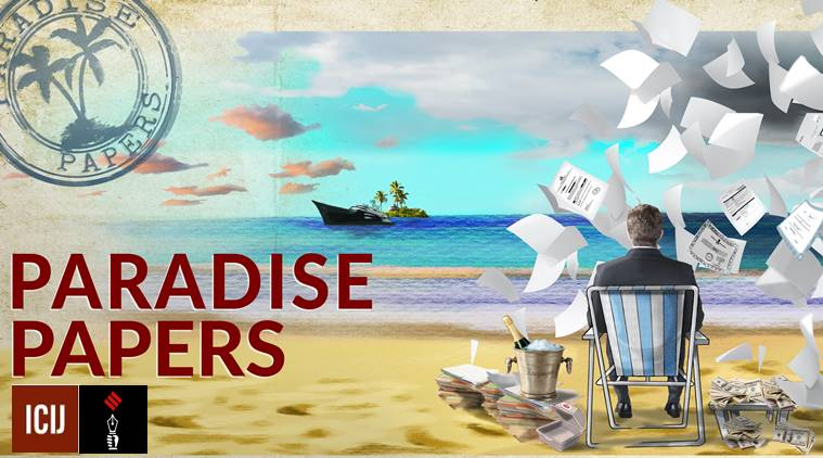 Paradise Papers' document leaks reveal worldwide, industrial