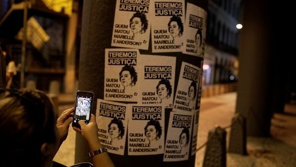 By Eduardo Montesanti, Mar 21, 2018. Brazil is locked in a deep-seated state of hatred, especially against the poor, blacks and leftists – a sentiment aggravated by the ongoing financial crisis. Military intervention in Rio de Janeiro has been considered by the Army and the President. This report, published before left candidate Lula was jailed and prevented from standing, is still highly relevant