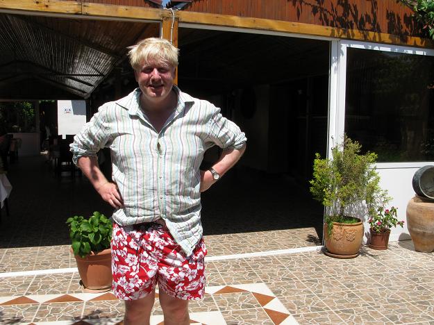 Boris Johnson Categorical Liar Pants on Fire
