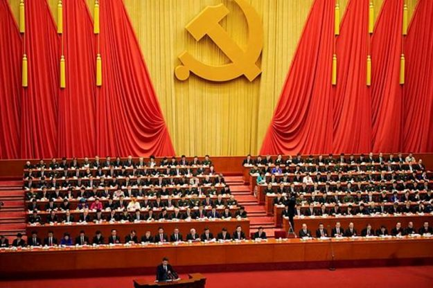Trump's attack, especially on China's high-tech sector, is provoking a profound reaction in China, leading to a strengthening of the left and a weakening of forces seeking accomodation with the USA. This is reflected in Xi's significant re-iteration of the importance of the Communist Manifesto.