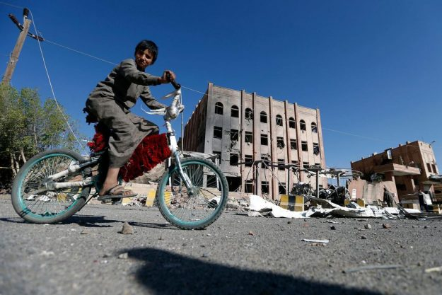 """When Global Affairs Canada announced another aid package to war-torn Yemen in January, it boasted that Ottawa had given a total of $65 million to help ease what the United Nations has called """"the worst man-made humanitarian crisis of our time."""" What the government did not mention is that since 2015, Canada has also approved more than $284 million in exports of Canadian weapons and military goods to the countries bombing Yemen."""