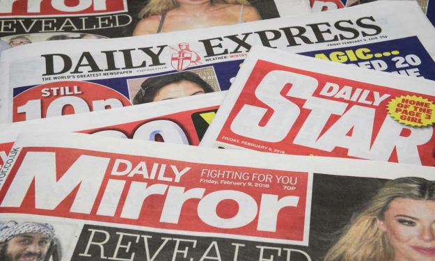 Three articles on the 'Trinity Deal' shakeup of the UK newspaper publishing industry illustrate an important trend driving the push for internet censorship: mass media outlets are losing their readers. Does the ownership of a newspaper affect what it says? You judge.