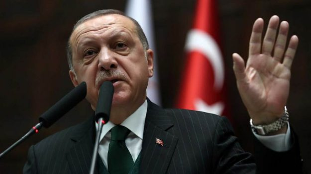 """Turkish President Recep Tayylp Erodgan's statement that he will step down if the people say """"Enough"""" gave the opposition the best slogan for the June 24 snap elections."""
