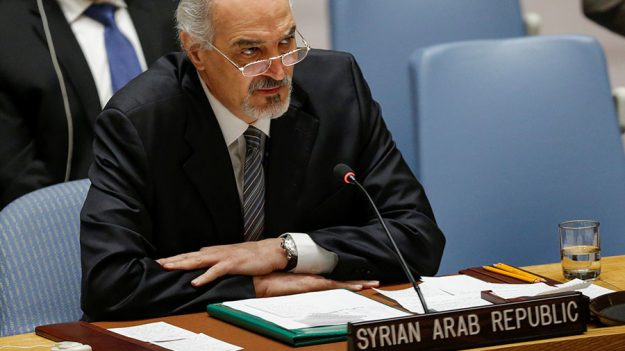 """One-third of Syria is under US occupation, the Syrian envoy to the UN, Bashar al-Jaafari, said. The UNSC, meanwhile, prefers to discuss """"minor details"""" of the situation on the ground, while neglecting this fact."""