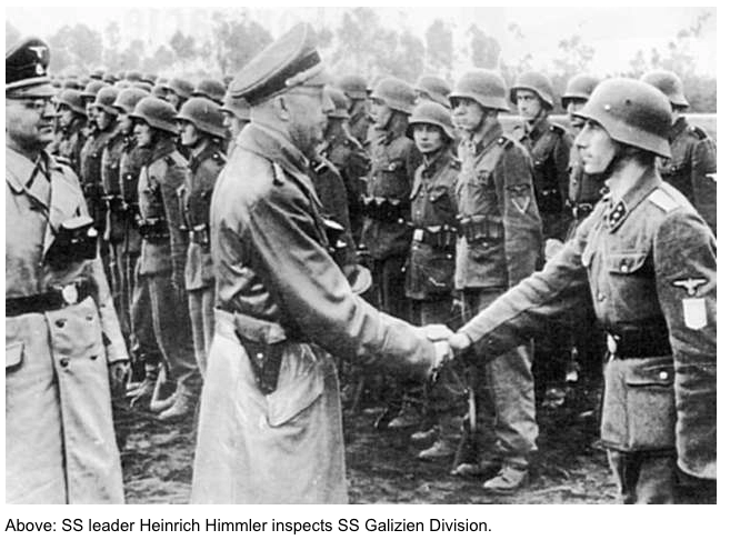 Canada continues to come to the defence of Nazi and SS collaborators, while in the US more than 50 members of Congress condemned the Ukraine government's ongoing efforts to glorify them. In an important breach of Canadian media silence, the Ottawa Citizen has published David Pugliese's detailed account
