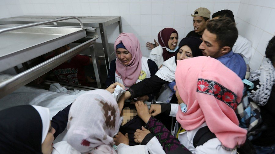 The murder of 21-year-old medical volunteer, Razan Al-Najar was a turning point in international perceptions of Israel's actions in Gaza, violating all international treaties and conventions that protect medical staff in conflict zones. This article reprints official Palestinian reaction.