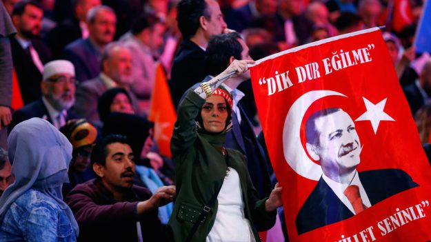 "There's not much time left before what could become Turkey's most consequential elections. On June 24, about 60 million people are expected to vote in what could lead to a regime change. All candidates, notably President Recep Tayyip Erdogan, have stepped up their campaigns. But the three different ""hats"" Erdogan wears in his campaign have made Turkey's civilian-military relations — already strained by the 2016 attempted coup — more fragile."