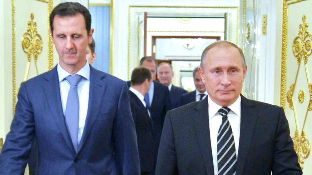 What exactly are Russia's aims in Syria? To achieve a lasting political solution, says Andrew Korybko