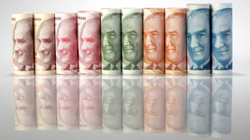 The Turkish Lira's slump is often blamed on the flight of foreign investors. But official data indicate that growing distrust in the currency stems largely from domestic actors.
