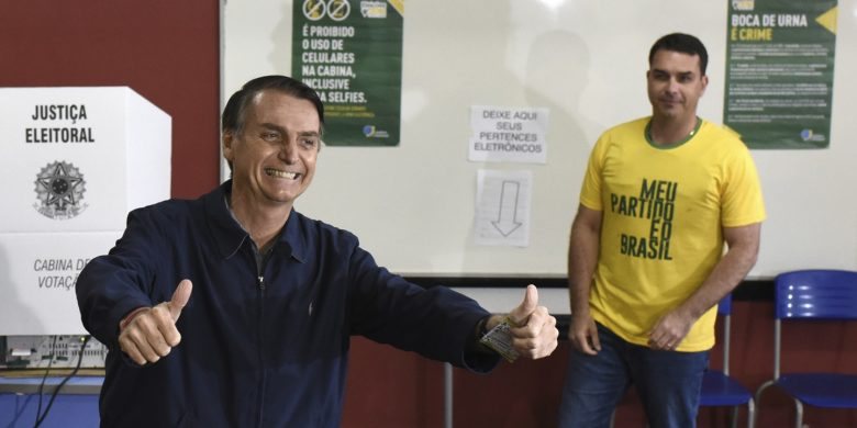 Bolsonaro Photo- AP