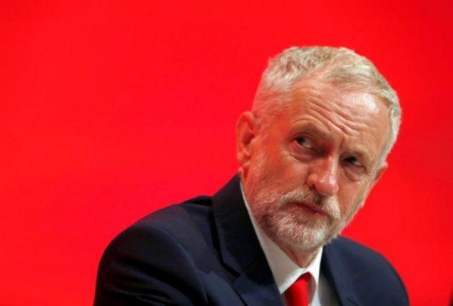 Jeremy Corbyn Photo: Reuters
