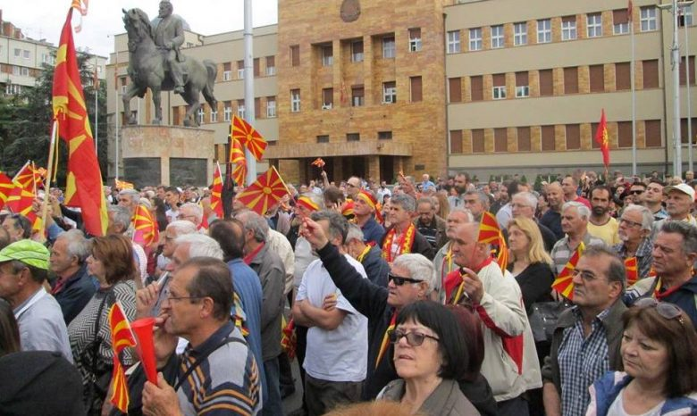 After Embarrassing Defeat, NATO, EU and the West Try to Alter Reality in Macedonia Photo: Twitter